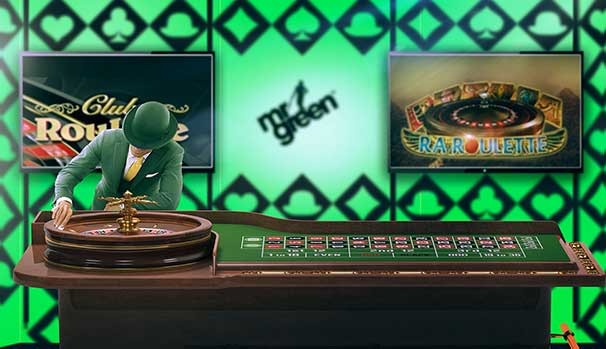 mr green image
