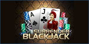 blackjack surrender image