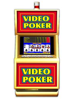 video poker old image