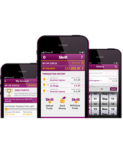 skrill casino mobile deposit