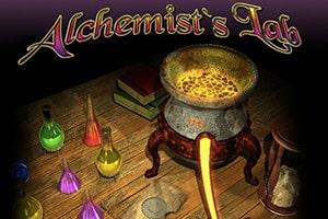 alchemist lab slot