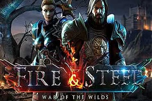 fire steel war of the wilds slot