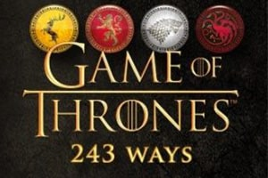 game of thrones 243 slot