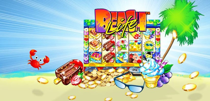 Beach Life Slot Intro