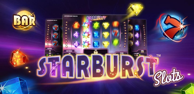 Starburst Slot Intro