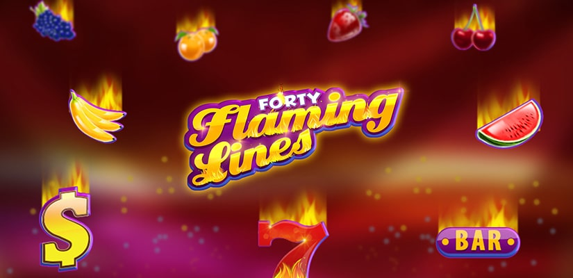 40 Flaming Lines Slot