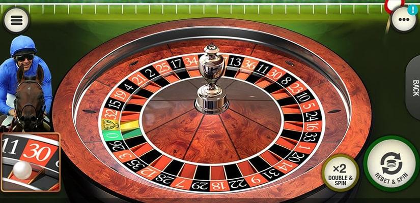 Frankie Dettori's Jackpot Roulette