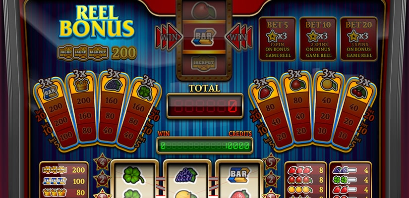 Reel Bonus Slot