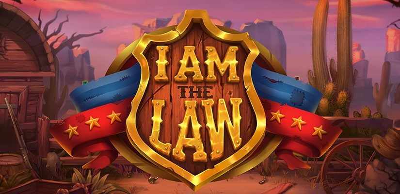 I am The Law Slot Review