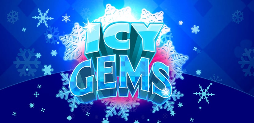 Icy Gems Slot Intro