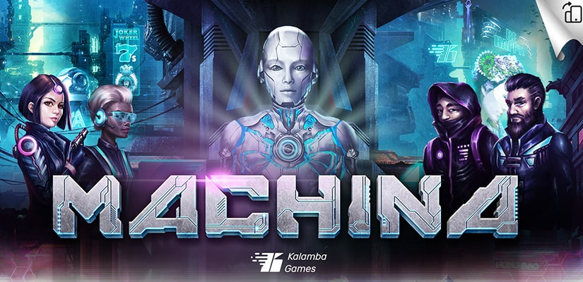 Machina Slot Review