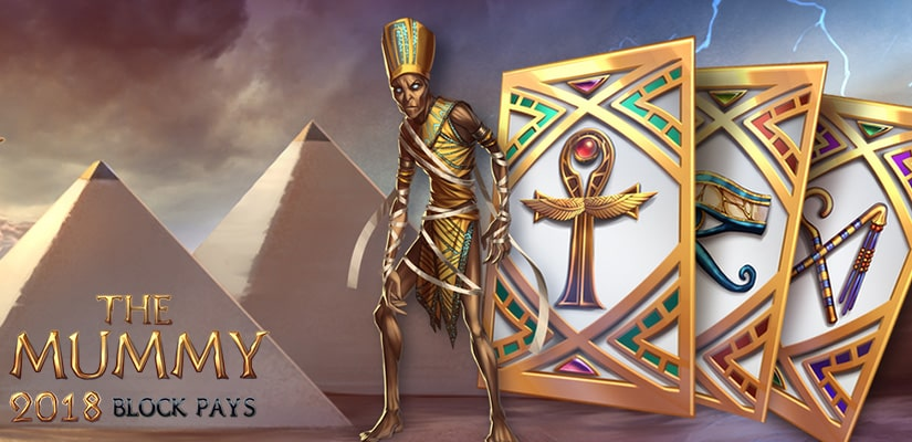 The Mummy 2018 Slot Review
