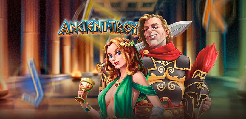 Spiele Ancient Troy - Video Slots Online