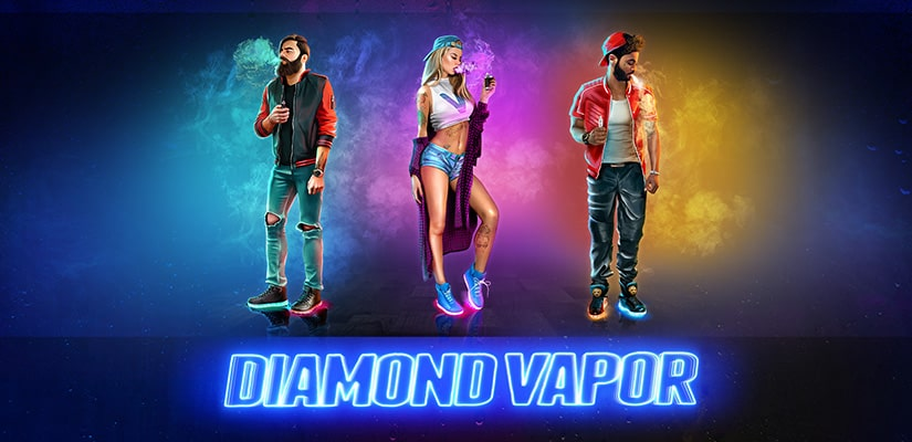 Diamond Vapor Slot Review