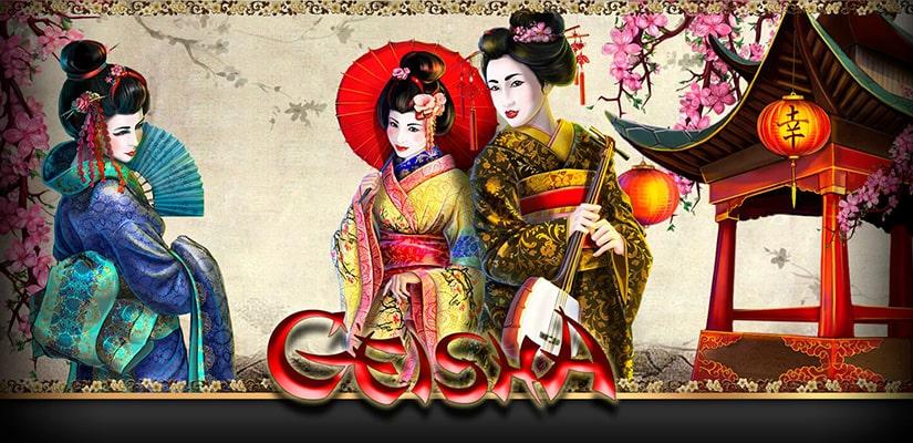 Geisha Slot Review