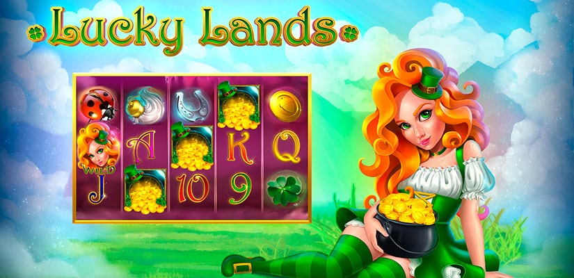 Lucky Lands Slot Review
