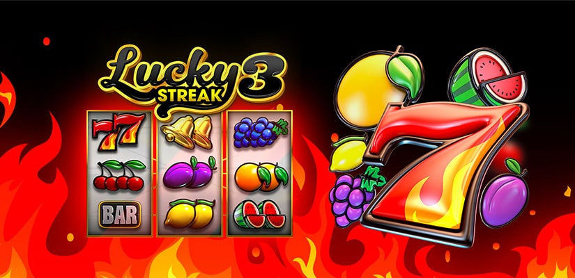 Lucky Streak 3 Slot Review