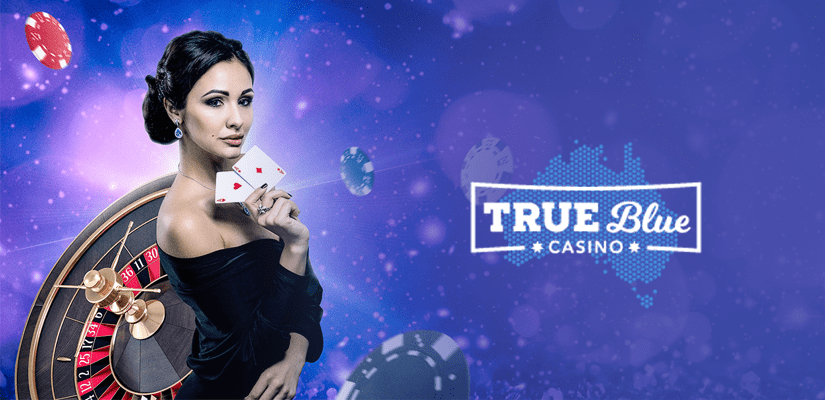 True Blue Casino Mobile