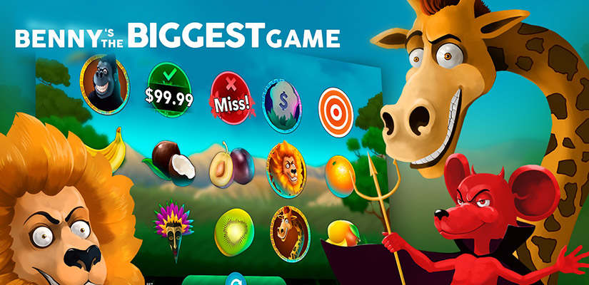 Benny's the Biggest Game Slot Review