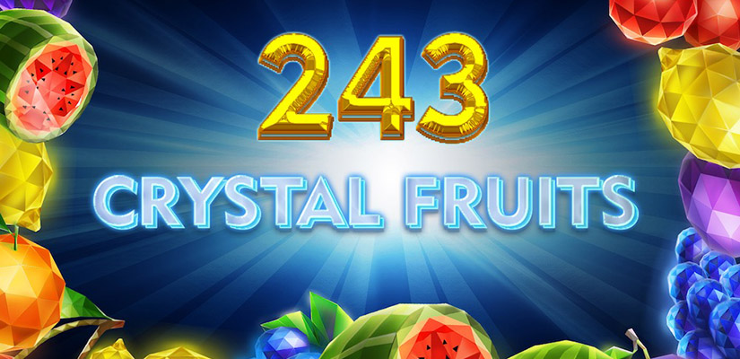 Crystal Fruits Slot Review