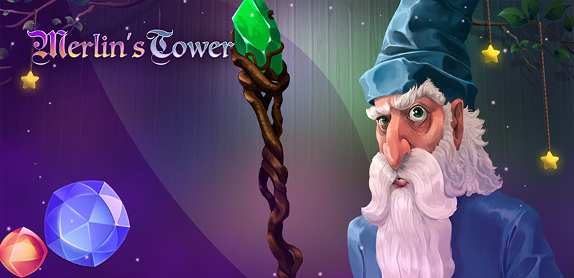 Merlin's Tower Slot Review