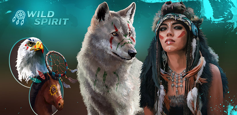 Wild Spirit Slot Review