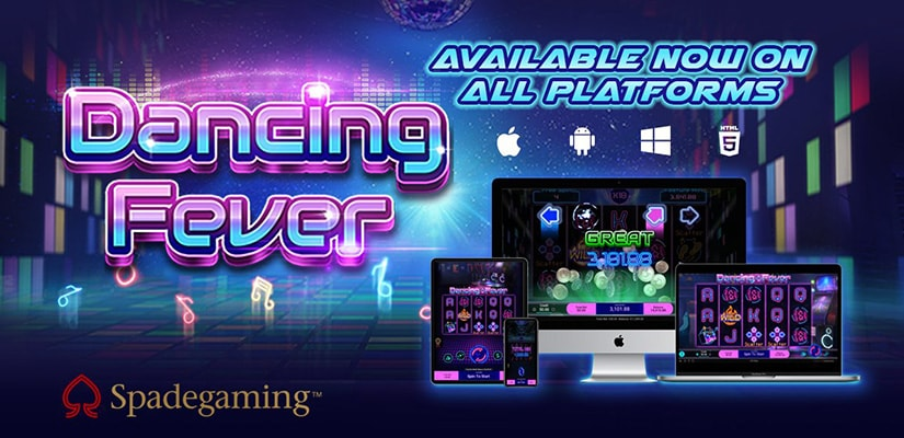 Dancing Fever Slot Review