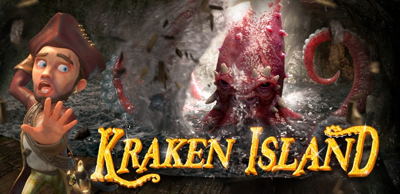 Kraken Island Slot Review