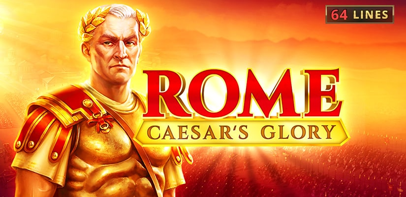 Rome: Caesar's Glory Slot Review