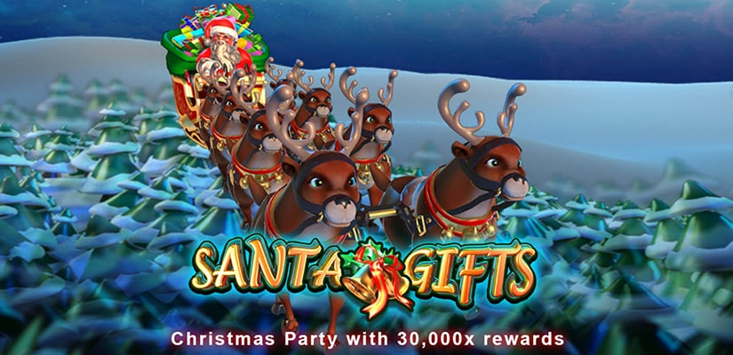 Santa Gifts Slot Review