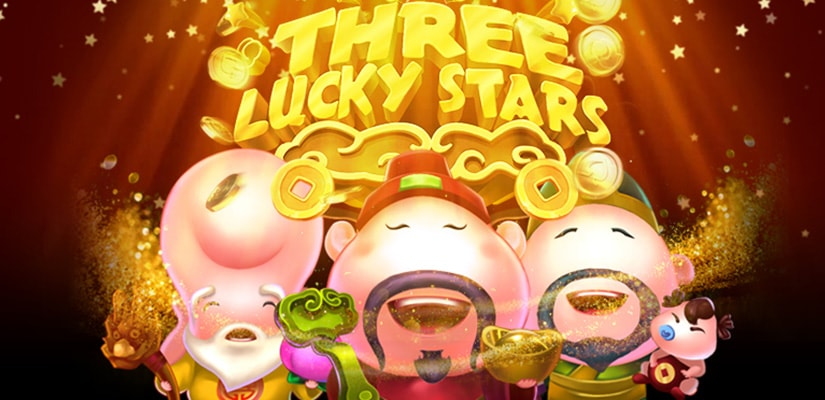 Three Lucky Stars Slot Review