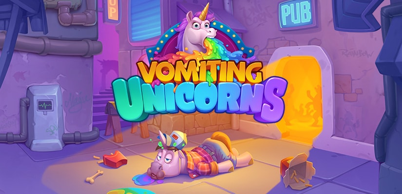 Vomiting Unicorns Slot Review