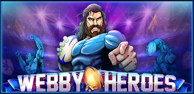 Webby Heroes Slot Review