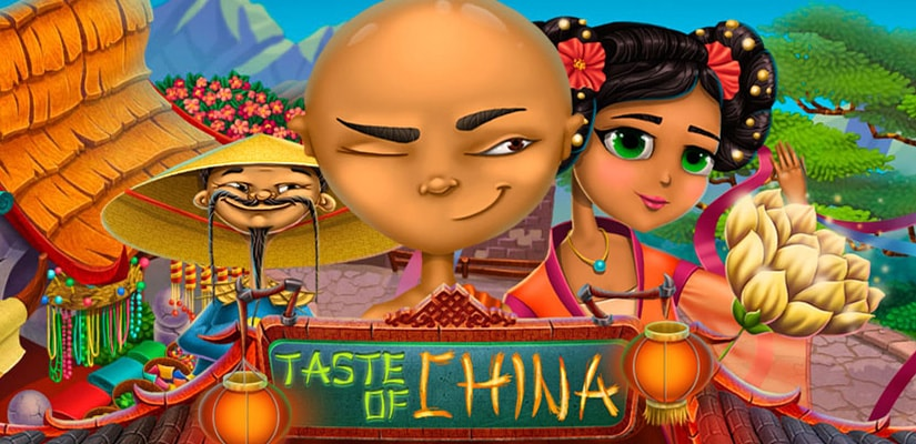 Taste of China Slot Review