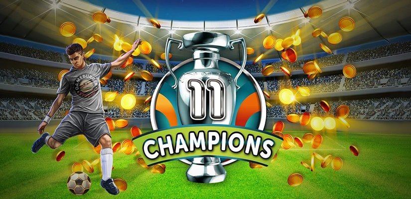 11 Champions Slot Review
