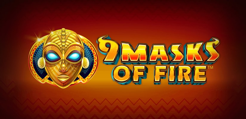 9 Masks of Fire Slot