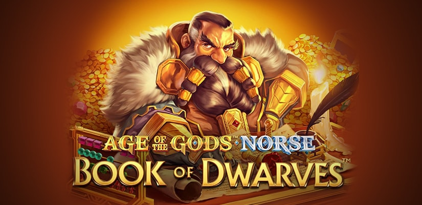 Age of the Gods Norse: Book of Dwarves Slot