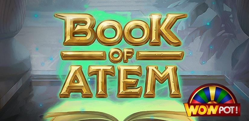 Book of Atem WowPot Slot Review