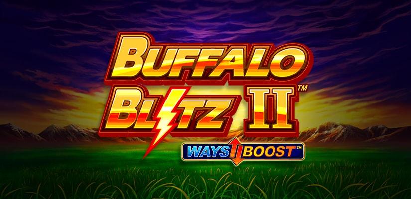 Buffalo Blitz II Slot