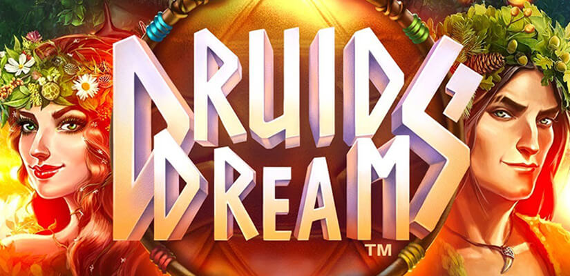 Druids Dream Slot Intro