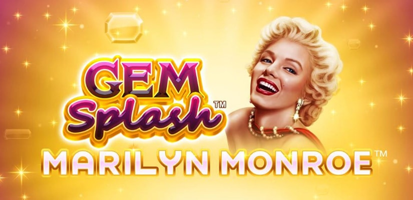 Gem Splash Marilyn Monroe Slot