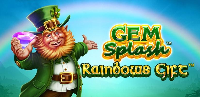 Gem Splash: Rainbows Gift Slot
