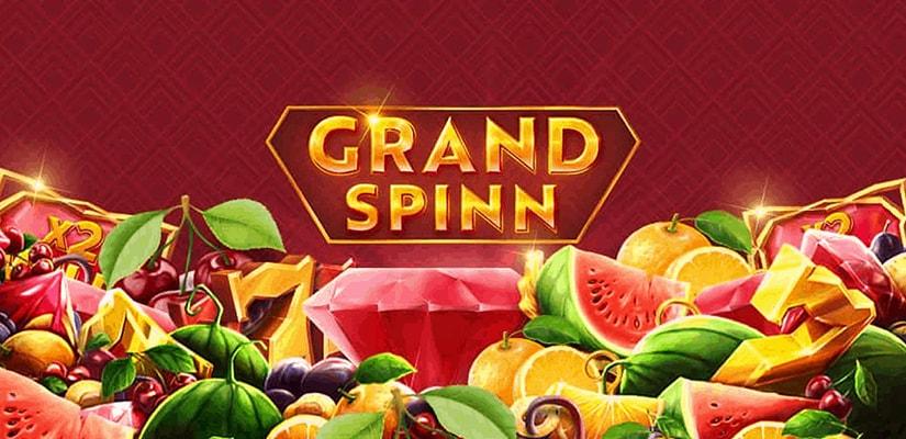 Grand Spinn Superpot Slot