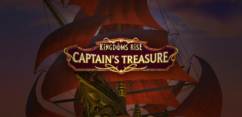 Kingdoms Rise: Captain's Treasure Slot
