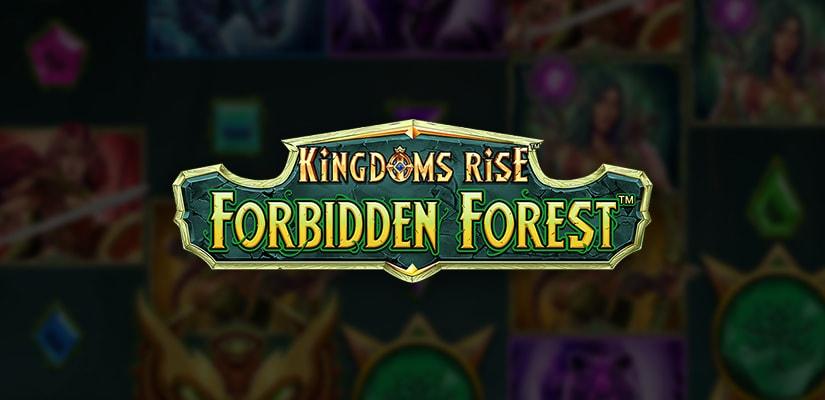 Kingdoms Rise: Forbidden Forest Slot
