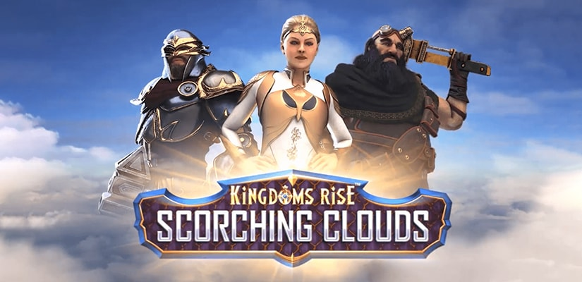 Kingdom Rise: Scorching Clouds Slot
