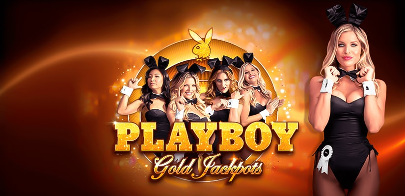 Playboy™ Gold Jackpots Slot