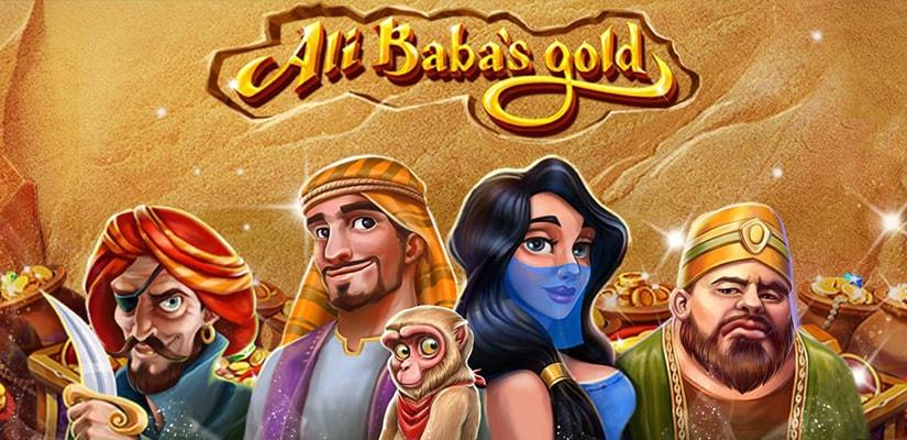 Ali Baba's Gold Slot