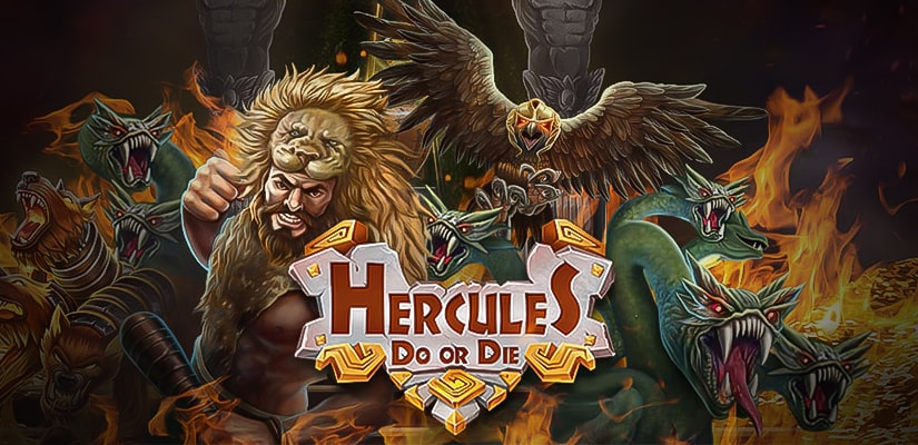Hercules Do or Die Slot