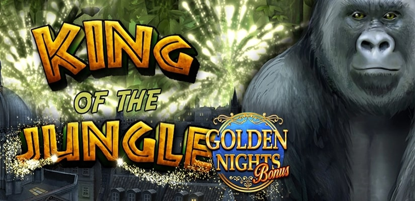King of the Jungle Golden Nights Slot